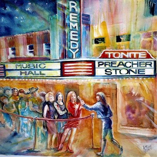 Preacher Stone - Remedy (2016) 320 kbps + Scans