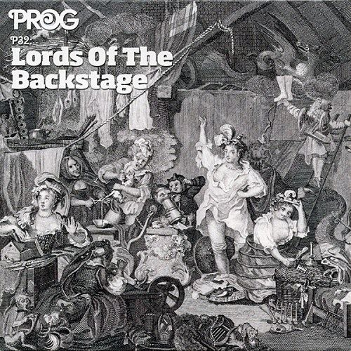 Various Artists - Prog P32: Lords of the Backstage (2015) 320 kbps