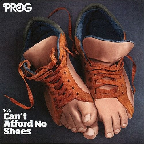 Various Artists - Prog P35: Can't Afford No Shoes (2015) 320 kbps