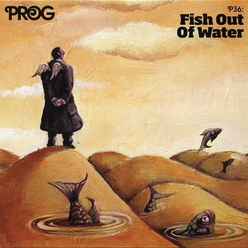 Various Artists - Prog P36: Fish Out Of Wate (2015) 320 kbps