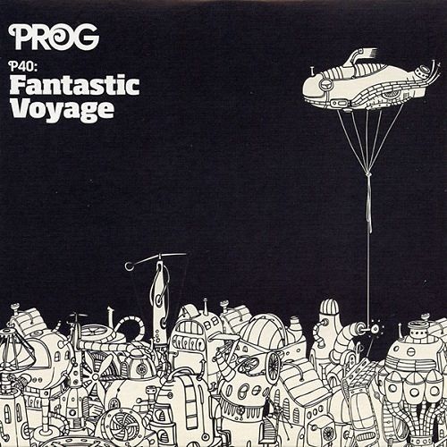 Various Artists - Prog P40: Fantastic Voyage (2015) 320 kbps