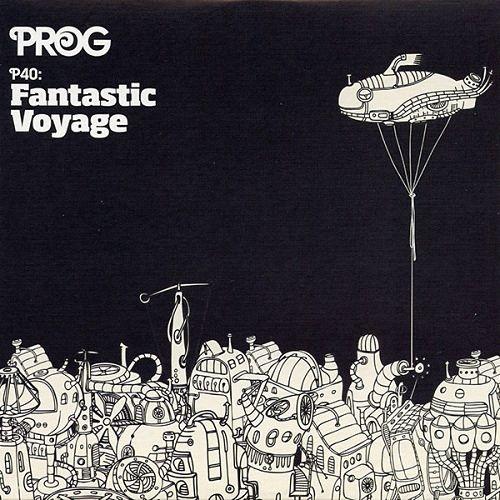 Various Artists - Prog P40: Fantastic Voyage (2015) 320 kbps