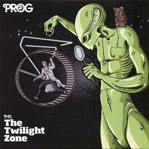 Various Artist - Prog P41: The Twilight Zone (2016) 320 kbps