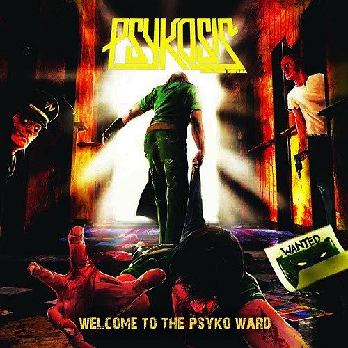 Psykosis - Welcome To The Psyko Ward (2016) 320 kbps