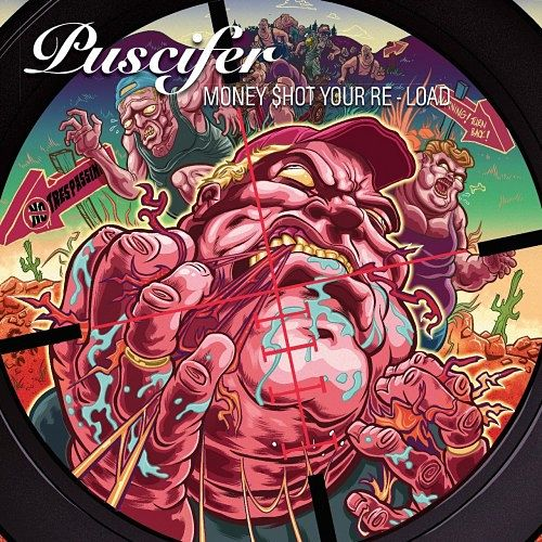 Puscifer - Money Shot Your Re-Load (2016) 320 kbps