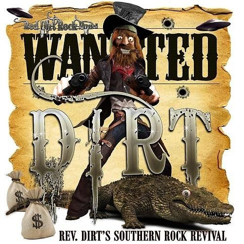 Red Dirt Rock Band - Rev. Dirts Southern Rock Revival (2016) 320 kbps