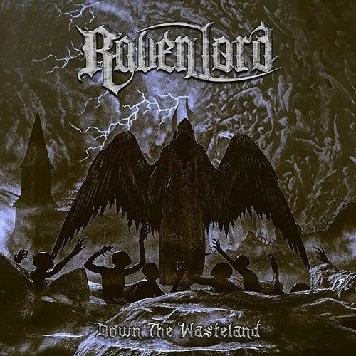 Raven Lord - Down the Wasteland (2016) 320 kbps