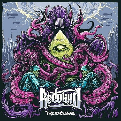 Redound - The Endgame (2016) 320 kbps