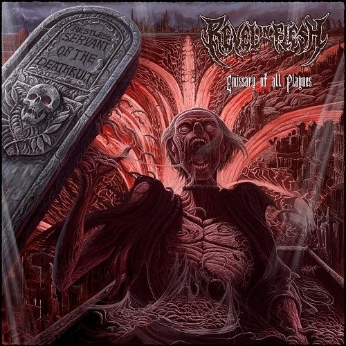 Revel In Flesh - Emissary of All Plagues (2016) 320 kbps
