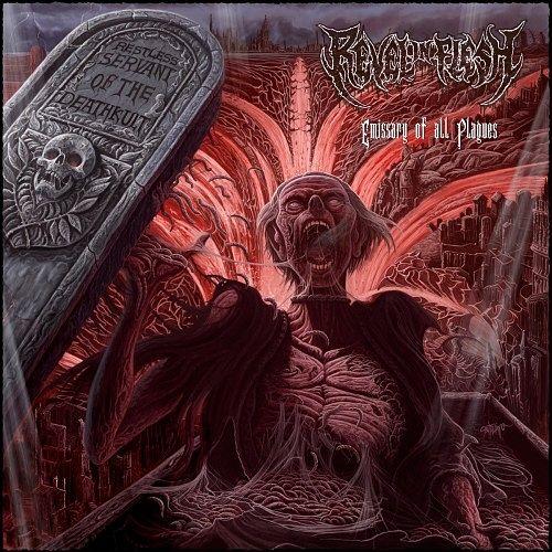 Revel In Flesh - Emissary of All Plagues (2016) 320 kbps