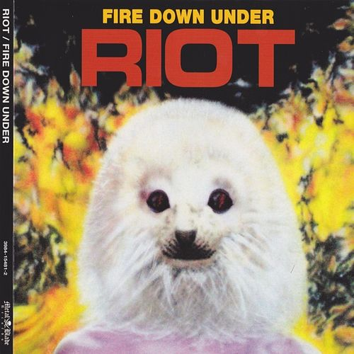 Riot - Fire Down Under (Remastered, 2016) 320 kbps + Scans