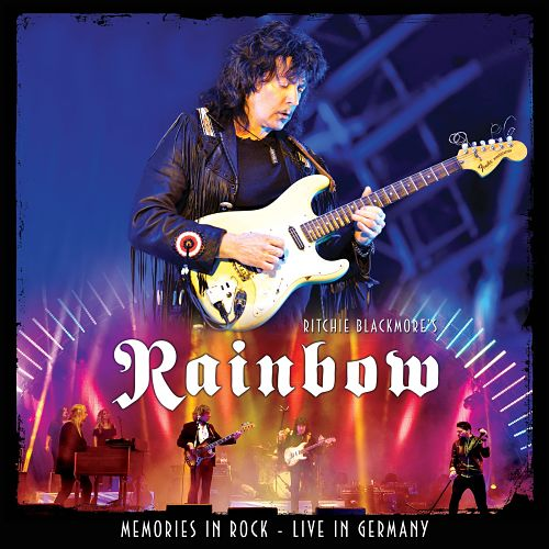 Ritchie Blackmore's Rainbow - Memories in Rock - Live in Germany (Live) (2016) 320 kbps + Scans