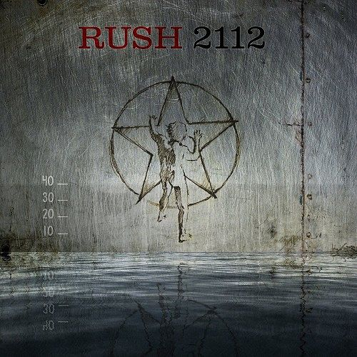 Rush - 2112 (40th Anniversary Deluxe Edition) (2016) 320 kbps