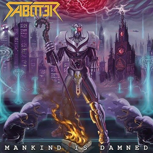 Saboter - Mankind Is Damned (2016) 320 kbps