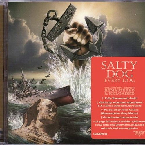 Salty Dog - Every Dog Has Its Day (Rock Candy Remaster) (2016)