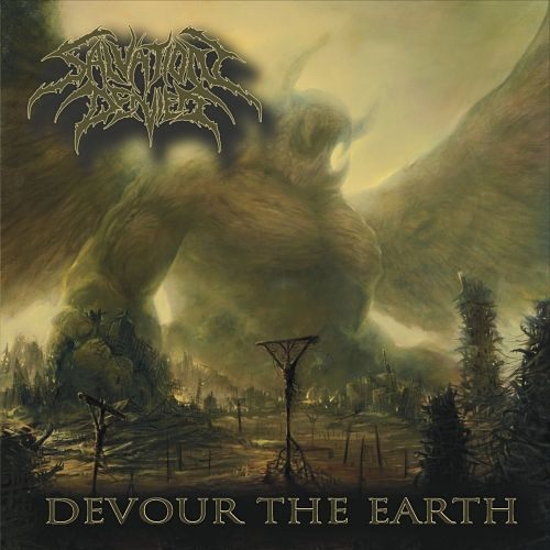Salvation Denied - Devour the Earth (2016) 320 kbps