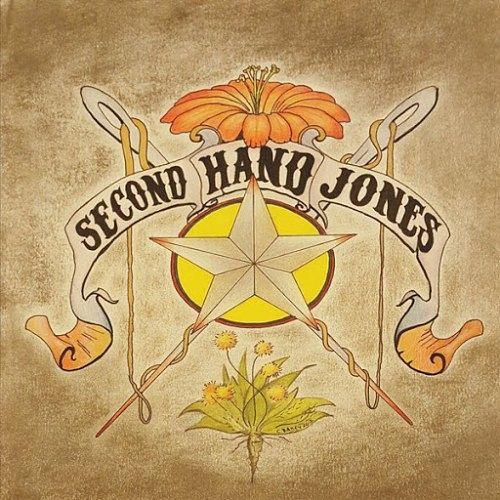 Secondhand Jones - Stitches (2016) 320 kbps