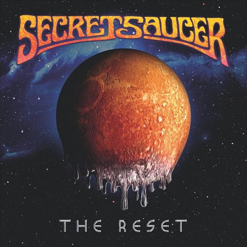 Secret Saucer - The Reset (2016) 320 kbps