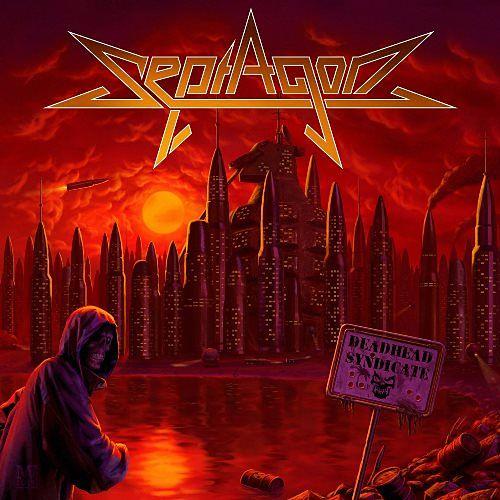 Septagon - Deadhead Syndicate (2016) 320 kbps + Scans