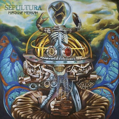 Sepultura - Phantom Self (Single) (2016) 320 kbps