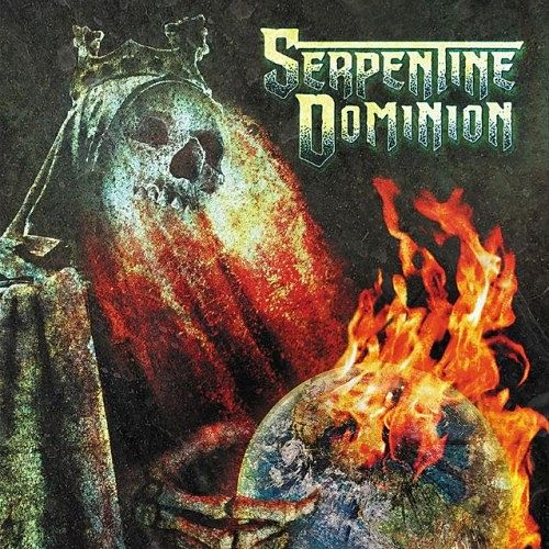 Serpentine Dominion - Serpentine Dominion (2016) 320 kbps + Scans