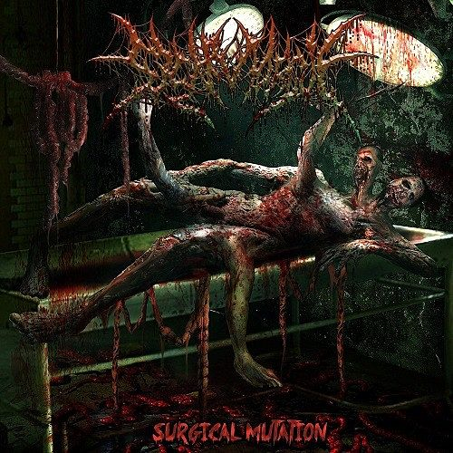 SickMorgue - Surgical Mutation (2016) 320 kbps