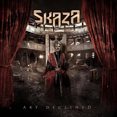 Skaza - Art Declined (2016) 320 kbps