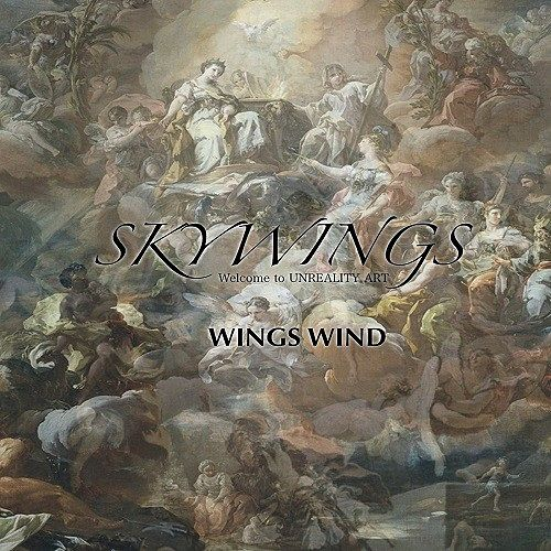 Skywings - Wings Wind (2016) 320 kbps