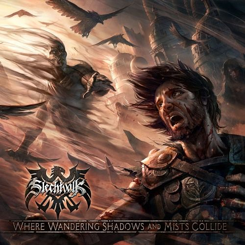 Slechtvalk - Where Wandering Shadows and Mists Collide (2016) 320 kbps