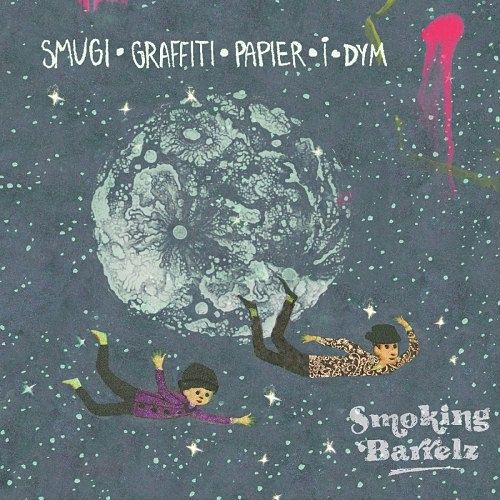 Smoking Barrelz - Smugi Graffiti Papier i Dym (2016) 320 kbps