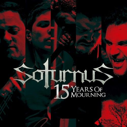 Soturnus - 15 Years of Mourning (Live) (2016) 320 kbps