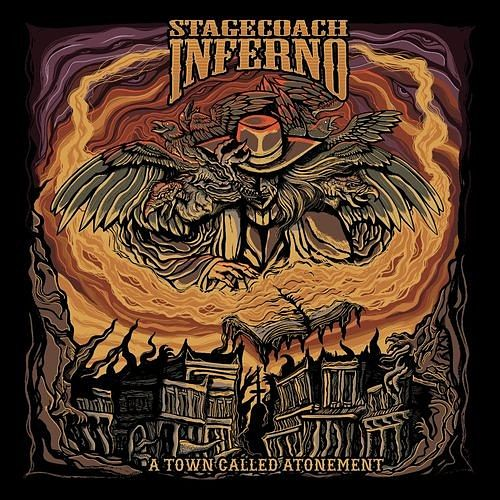 Stagecoach Inferno - A Town Called Atonement (2016)