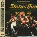 Status Quo – Whatever You Want: The Essential (2016) 320 kbps + Scans