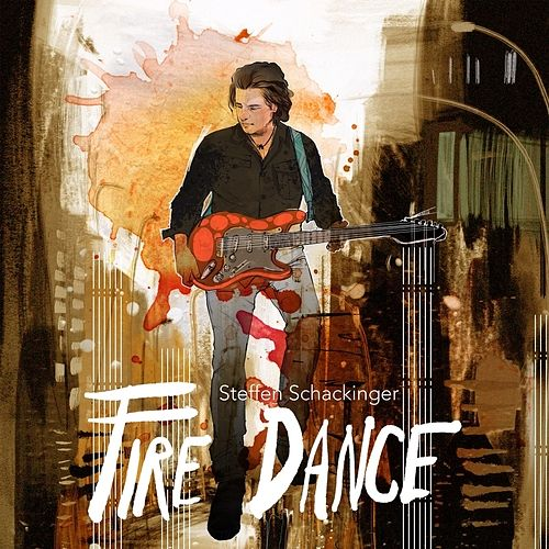 Steffen Schackinger - Fire Dance (2016) 320 kbps