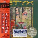 Styx – The Grand Illusion [Japan Mini LP SHM-CD] (2016) 320 kbps + Scans