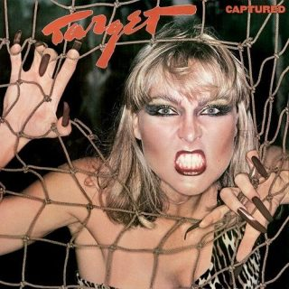 Target - Captured (Reissue, Rock Candy Remastered) (2016) 320 kbps