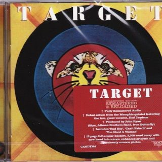 Target - Target (Rock Candy Remastered) (2016) 320 kbps