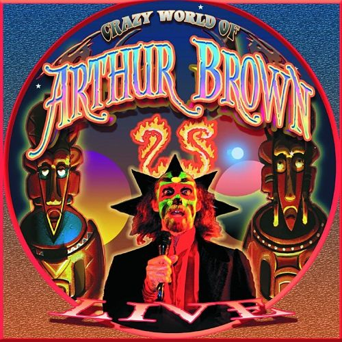 The Crazy World Of Arthur Brown - Live at High Voltage (Live) (2016) 320 kbps