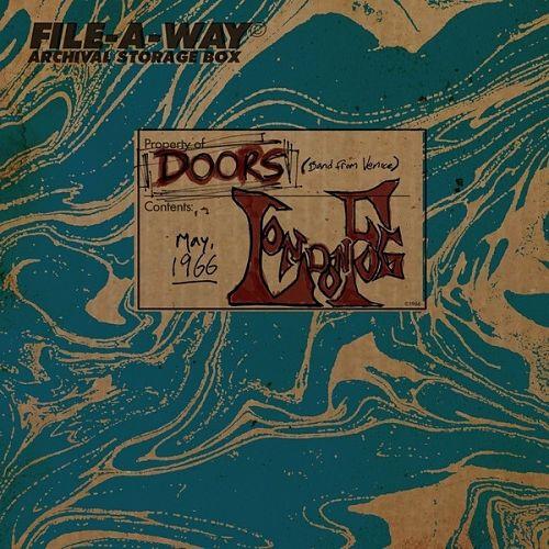 The Doors - London Fog 1966 (2016) 320 kbps