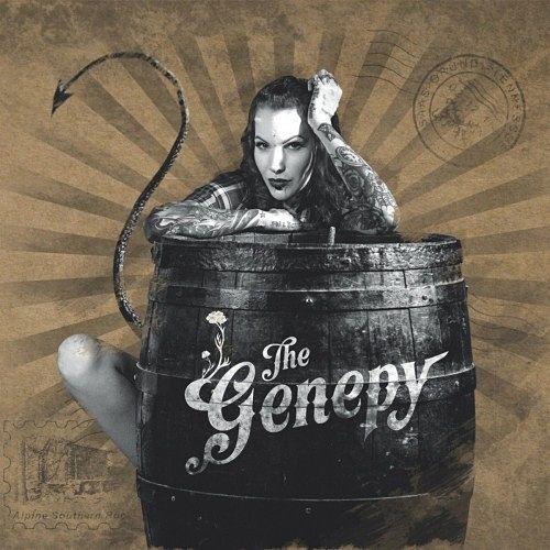 The Genepy - The Genepy (2016) 320 kbps