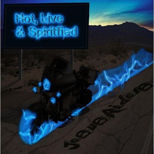 The Jesus Riders - Hot, Live & Spiritfied (Live) (2016) 320 kbps