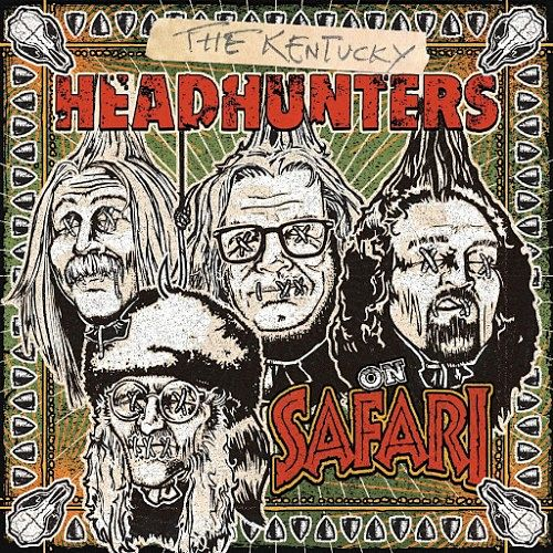 The Kentucky Headhunters - On Safari (2016) 320 kbps + Scans