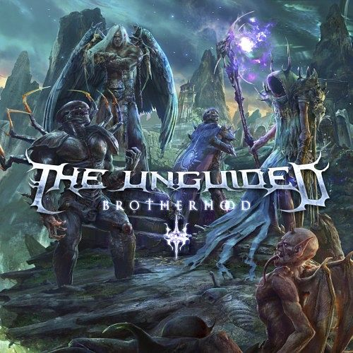 The Unguided - Brotherhood (EP) (2016) 320 kbps