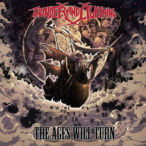 Thunder And Lightning - The Ages Will Turn (2016) 320 kbps