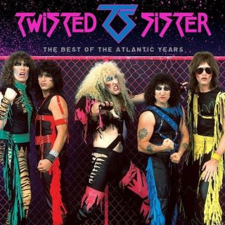 Twisted Sister - The Best Of The Atlantic Years (2016) 320 kbps