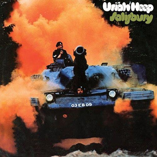 Uriah Heep - Salisbury (Reissue) (2016) 320 kbps