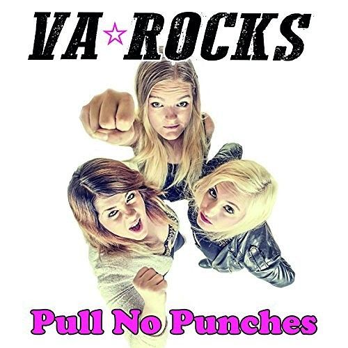 VA Rocks - Pull No Punches (2016) 320 kbps