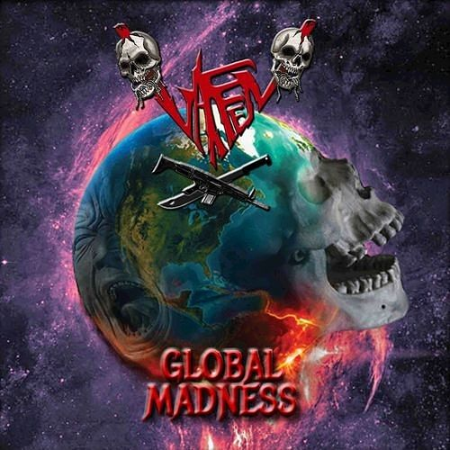 Vaffen - Global Madness (2016) 320 kbps