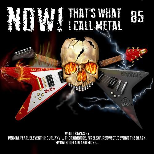 Various Artists - NOW! That's What I Call Metal 85 (2016) 320 kbps