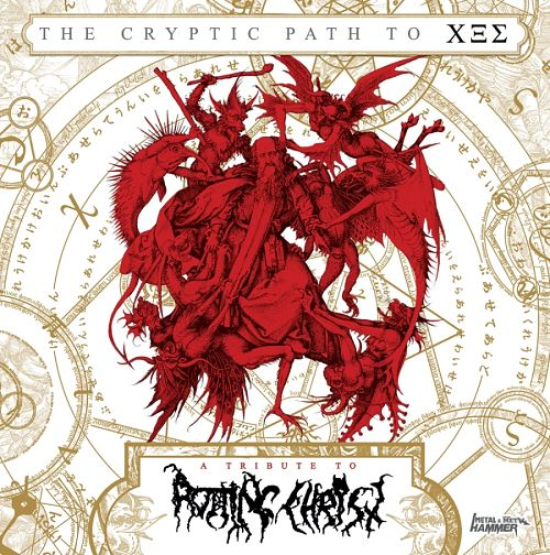 Various Artists - The Cryptic Path To ΧΞΣ - A Tribute To Rotting Christ (2016) 320 kbps